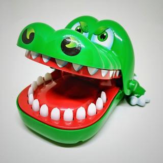 Trò Chơi Bẻ Răng Cá Sấu Siêu Vui Nhộn