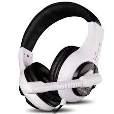 Tai nghe chụp tai kèm mic Ovann X3 (Trắng)