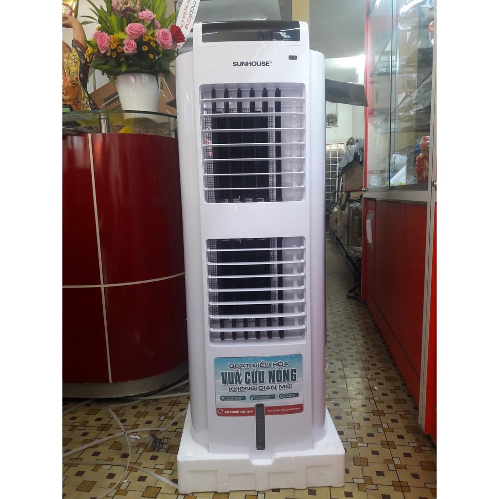 Quạt hơi nước Sunhouse SHD7738 - Công suất 175W, bắt muỗi, lọc khí i-on an  toàn cho sức khỏe