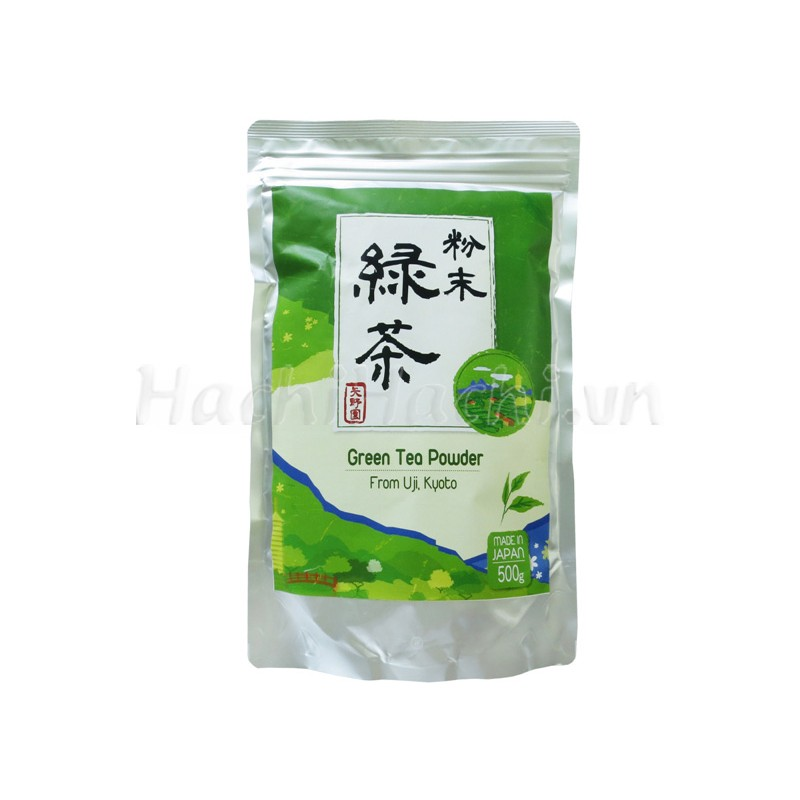 Bột trà xanh Funmatsucha Yanoen 500g - 2928240 , 245101866 , 322_245101866 , 255000 , Bot-tra-xanh-Funmatsucha-Yanoen-500g-322_245101866 , shopee.vn , Bột trà xanh Funmatsucha Yanoen 500g