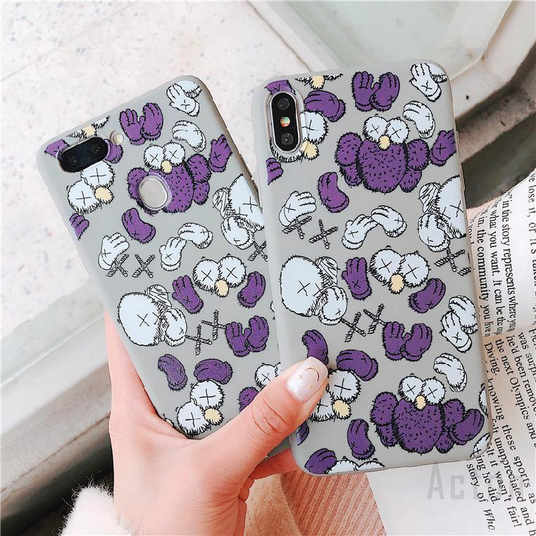 COD Iphone 6 6s 6p 6sp 7 8x Cute Cartoon Scratch-resistant Mobile Phone Soft Shell 32