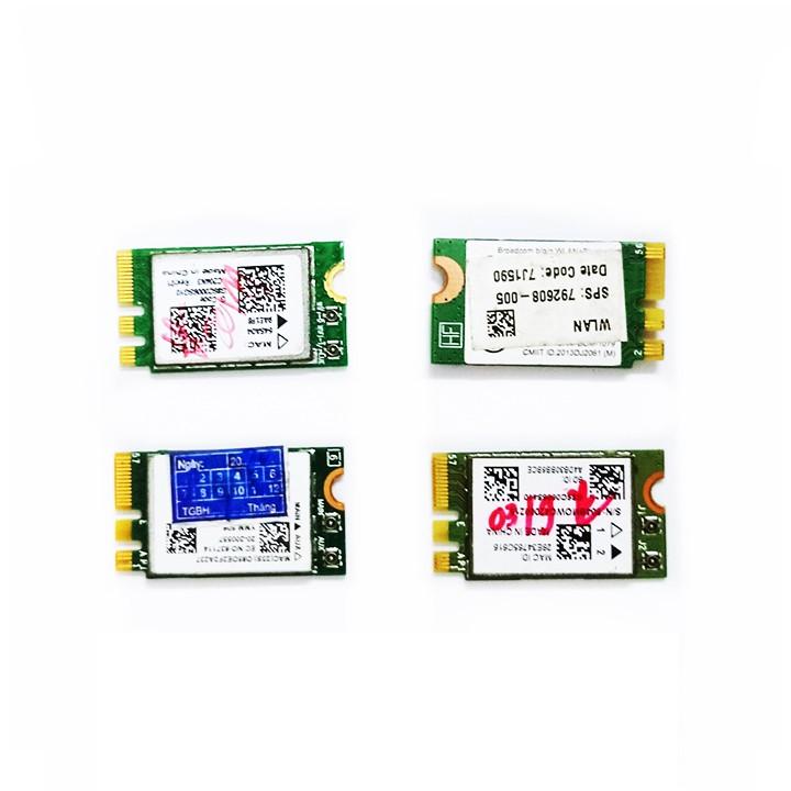 Card Wifi INTEL Thay Thế Cho Các Dòng Laptop - Linh kiện bóc máy