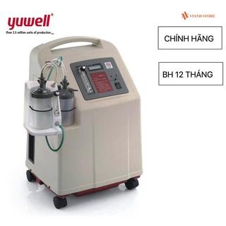 ( Sẵn hàng ) Máy tạo oxy Yuwell Model 7F-5 nhập khẩu chính hãng, bảo hành 12 tháng toàn thumbnail