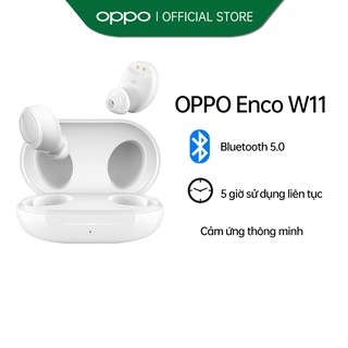 Tai nghe True Wireless Oppo Enco W11 - Hàng Chính Hãng thumbnail