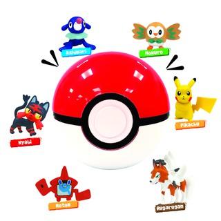 Đồ chơi mô hình Pokémon và bóng Pokémon