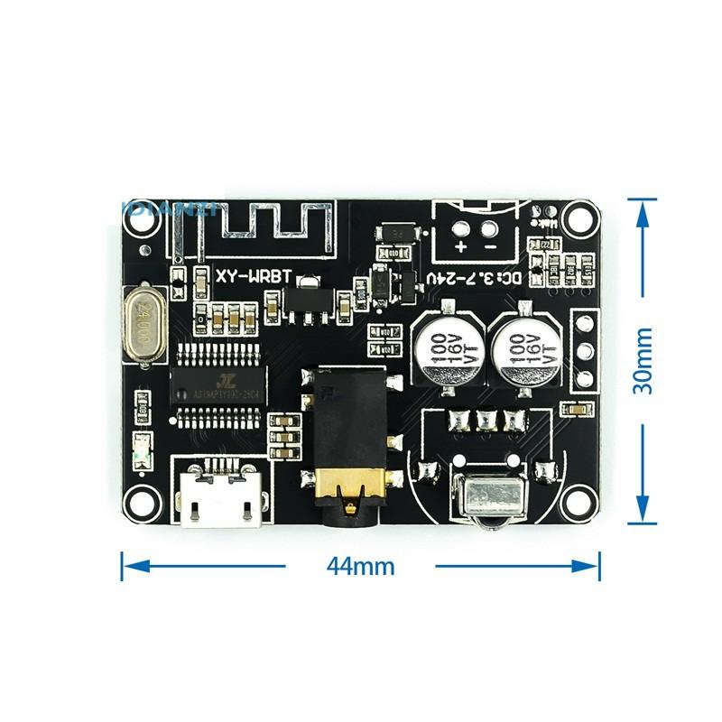 Mạch Giải Mã Âm Thanh Bluetooth 5.0 Kèm Remote