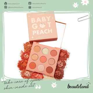 Bảng mắt Colourpop Baby Got Peach Eye Palette thumbnail