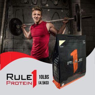[Mã FMCGSALE giảm 5% đơn 250K] Gói 1Kg Sữa Tăng Cơ Rule 1 Protein Whey Isolate