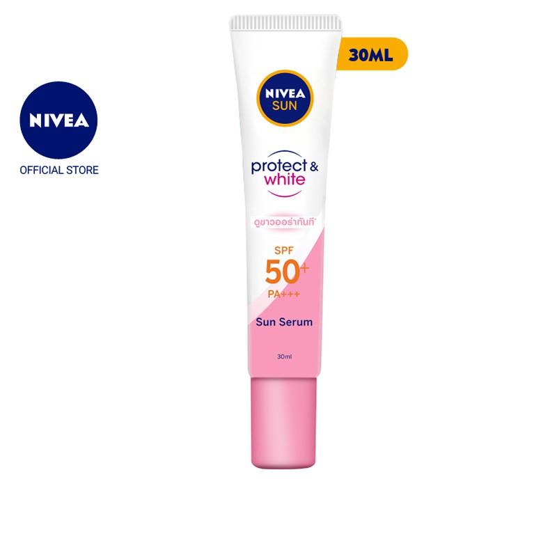 Tinh chất chống nắng và trắng da tức thì Nivea SFP50+ PA+++ (30ml) – 86014
