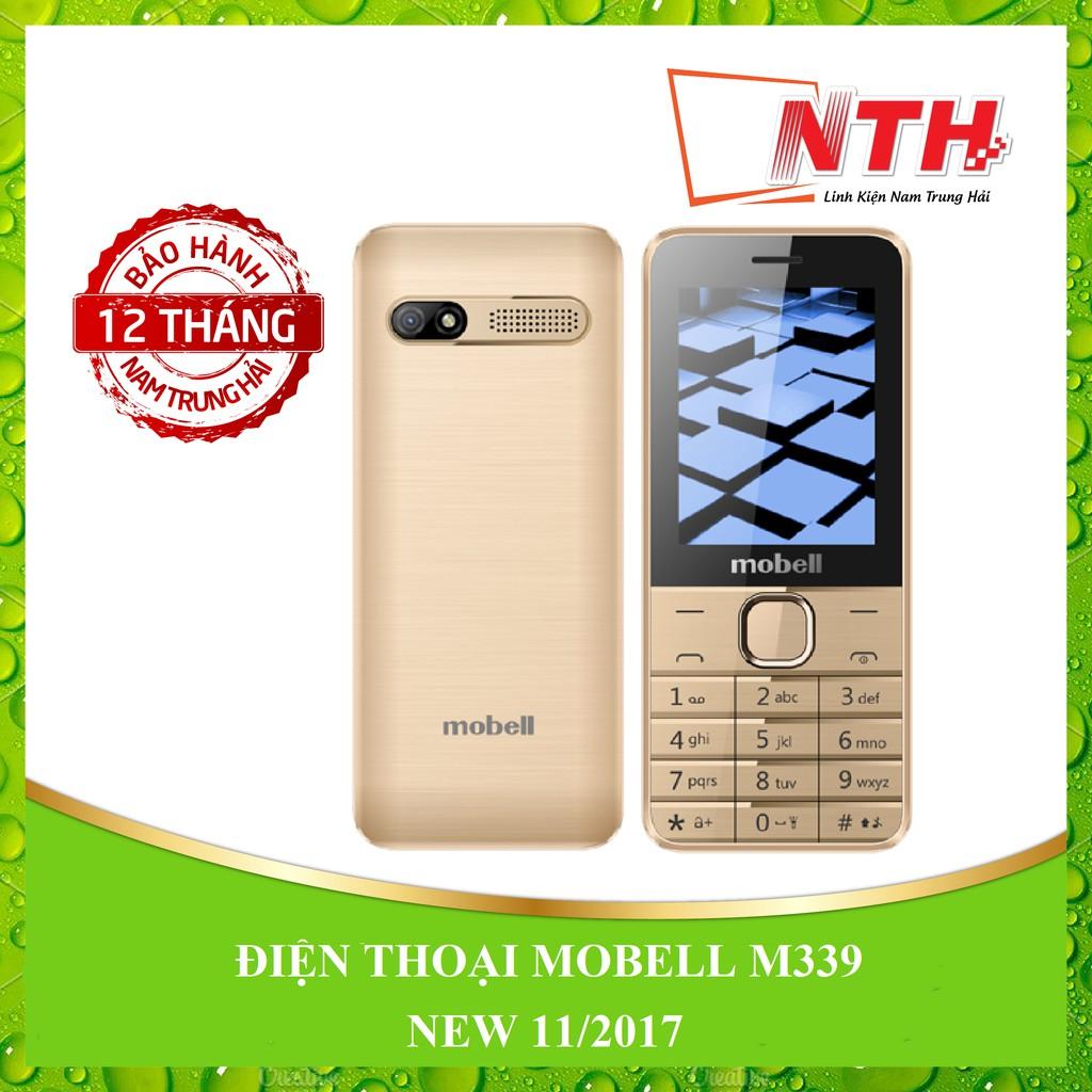 [NTH] ĐIỆN THOẠI MOBELL M339 - 2589004 , 790972026 , 322_790972026 , 399000 , NTH-DIEN-THOAI-MOBELL-M339-322_790972026 , shopee.vn , [NTH] ĐIỆN THOẠI MOBELL M339