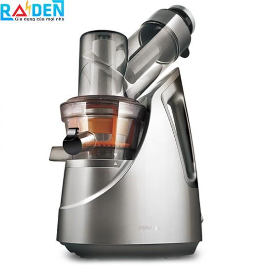 Máy ép chậm 150W Joyoung JYZ-V88 miệng ống ép cỡ lớn, có thể làm sữa đậu nành, sinh tố, kem