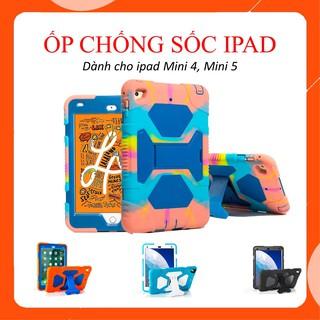Ốp lưng ipad, case ipad mini 4 mini 5 chống sốc, chống bám vân tay cực tốt thumbnail