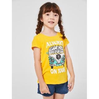 Áo phông bé gái 1TS20S019 Canifa