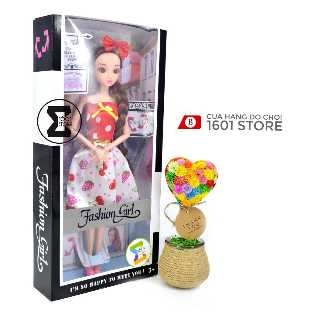 Búp bê Barbie - Fashion Girl (Hộp nhỏ)