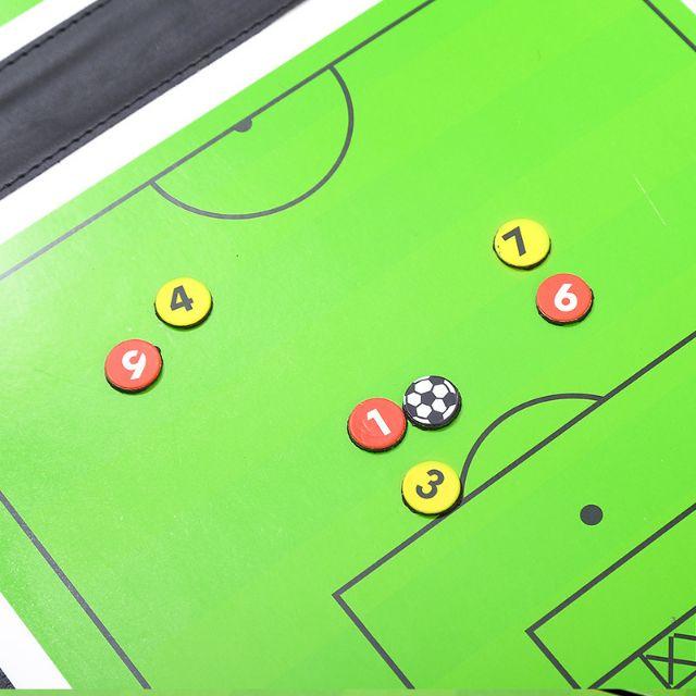 Bảng chiến thuật bóng đá gấp
