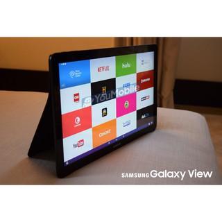 Máy Tính Bảng Samsung Galaxy View 18.4 inch || Màn hình Siêu Khủng , Pin siêu trâu , Hỗ trợ 4G LTE || Tại PlayMobile