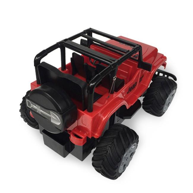 [Giá shock]Xe jeep off-road leo núi điều khiển từ xa (254)