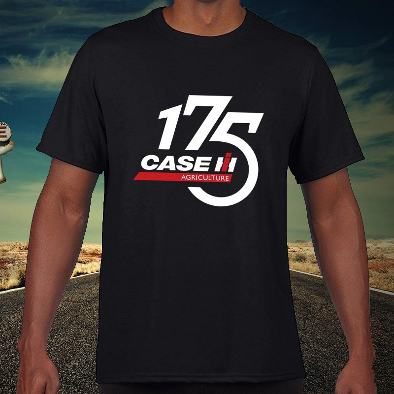 New Case Ih 175 Years Mens Father's Men'T-Shirt