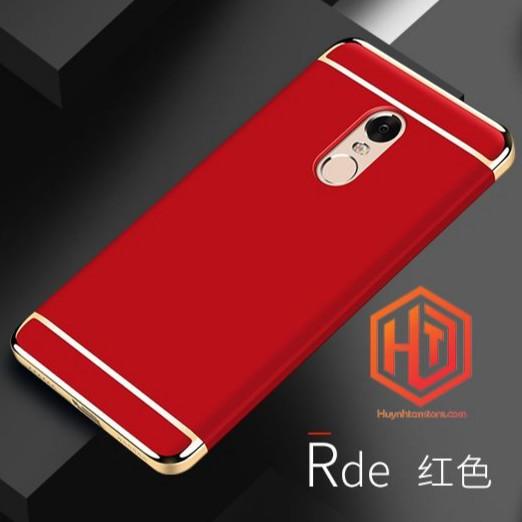 Xiaomi Redmi 5 Plus _Ốp lưng doanh nhân nhựa full cạnh cực sang trọng