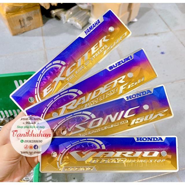 Bảng tên titanium 3D - 14264198 , 2436514773 , 322_2436514773 , 179000 , Bang-ten-titanium-3D-322_2436514773 , shopee.vn , Bảng tên titanium 3D