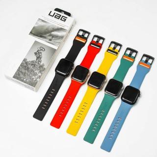 Dây đeo UAG Civilian Silicone cho Apple Watch Size 38 , 40 , 42 , 44 mm thế hệ mới , siêu bền , dễ sử dụng giá rẻ