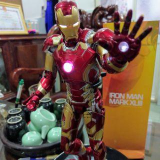 Mô hình đồ chơi Iron Man người sắt hãng hochoi cao 30cm