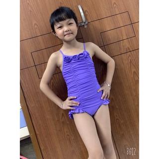 [NOW SHIP GIAO NHANH 1H] – 15-22kg đồ bơi liền thân bé gái siêu xinh (ảnh thật 100%)