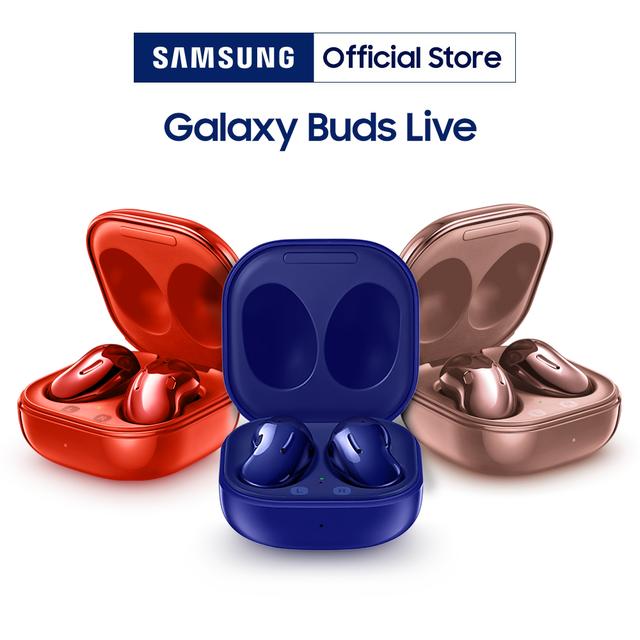 [Nhập ELSSBUD4 giảm 200K] Tai Nghe Bluetooth True Wireless Samsung Galaxy Buds Live - Hàng Chính Hãng