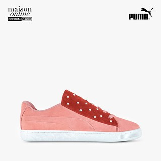PUMA - Giày sneakers nữ Suede Crush Pearl Studs 370380-01 thumbnail