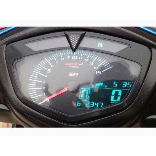 Đồng hồ koso uma chính hãng exciter 2010 - 23074221 , 517580202 , 322_517580202 , 2499000 , Dong-ho-koso-uma-chinh-hang-exciter-2010-322_517580202 , shopee.vn , Đồng hồ koso uma chính hãng exciter 2010