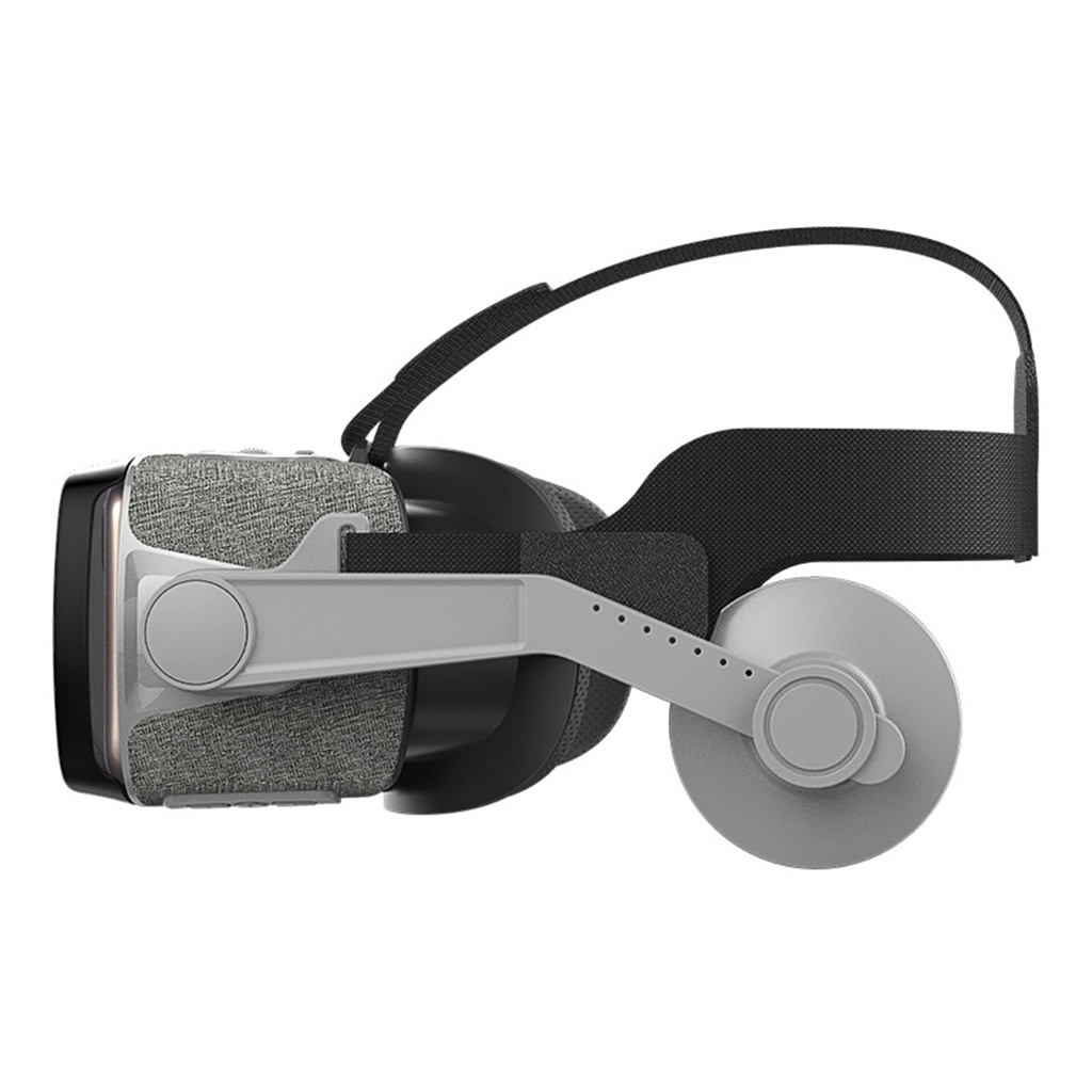 Bubble Shop61 3D Glasses VR Headset Virtual Reality Goggles 360 Movies w/ Eye Protection