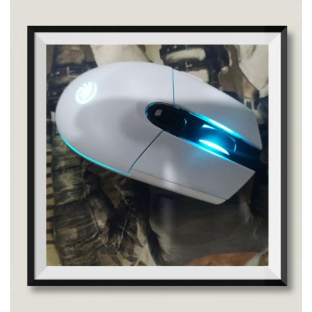  MILANO SHOESChuột chuyên Game Fmouse F102 RGB LED ( Trắng ) siêu đẹp có kèm phần mềm Macro tùy chỉnh Led, DPI Giá chỉ 260.000₫