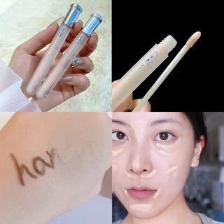 CVZ concealer to cover face black eye spots, blemish, red blood, lip base cream, concealer.