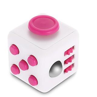 Fidget Cube – Khối lập phương xả stress [CHỈ CÒN MÀU XANH ĐEN]