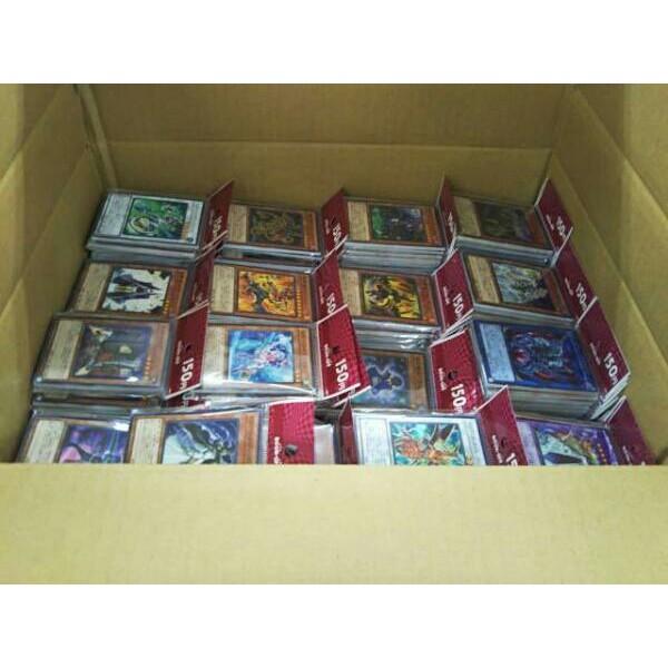 Thẻ Bài Yugioh Card Chính hãng Nhật OCG JP/TCG USA -Lucky Bag- Cập nhật mới mỗi tháng