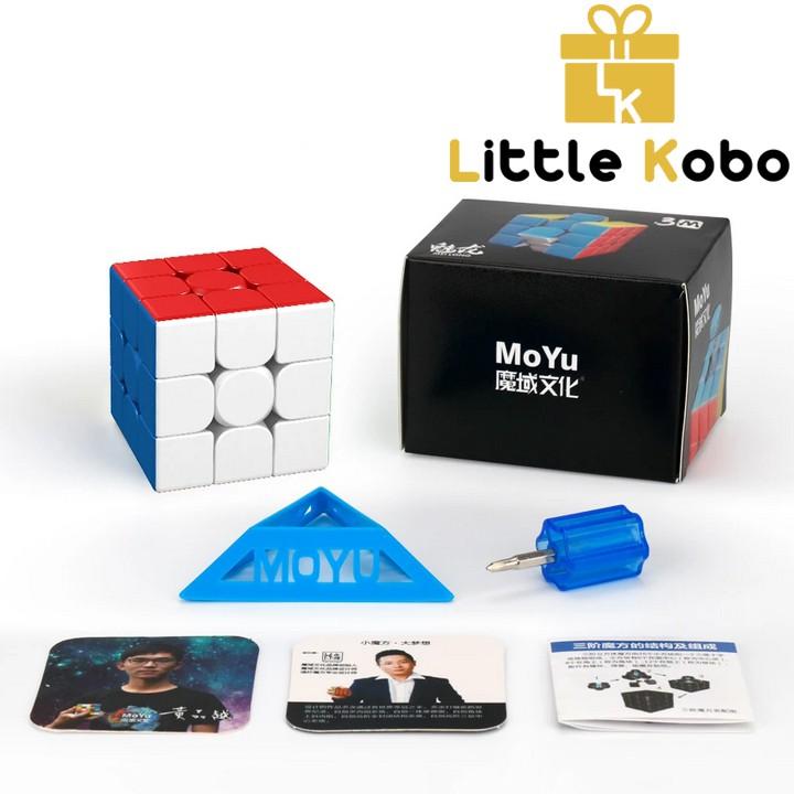 Rubik 3×3 MoYu MeiLong 3M M Series MoYu M MeiLong M Rubic 3 Tầng Nam Châm Stickerless