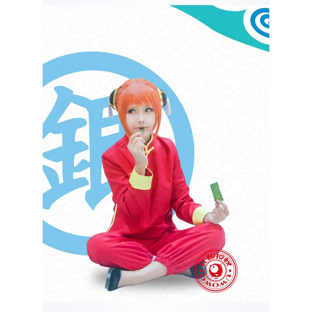 Trang Phục Cosplay - Costume Kagura Gintama - Uwowo