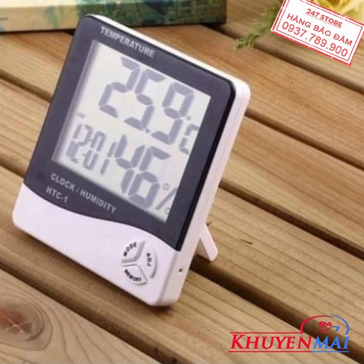 Máy Đo Nhiệt Độ Độ Ẩm Không Khí Trong Phòng HTC-1 - 2508637 , 601759655 , 322_601759655 , 160000 , May-Do-Nhiet-Do-Do-Am-Khong-Khi-Trong-Phong-HTC-1-322_601759655 , shopee.vn , Máy Đo Nhiệt Độ Độ Ẩm Không Khí Trong Phòng HTC-1