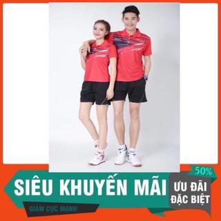 [ Rẻ vô địch ] Bộ quần áo thể thao Cầu Lông nam, nữ hàng cao cấp thumbnail
