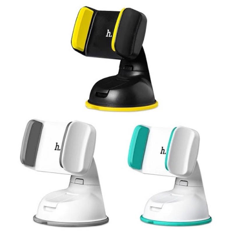 Giá đỡ điện thoại máy tính bảng camera hành trình cho xe hơi Hoco CA5 , dán kinh để taplo ô tô, hàng chính hãng siêu bền