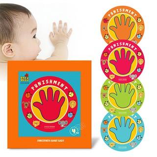 Đồ chơi giáo dục – Sticker/ hình dán đứng phạt cho bé Joan Miro Tây Ban Nha