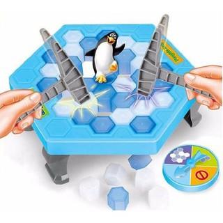 Bộ đồ chơi bẫy chim cánh cụt