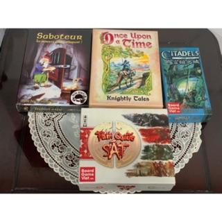 Boardgame đã qua sử dụng (2nd)