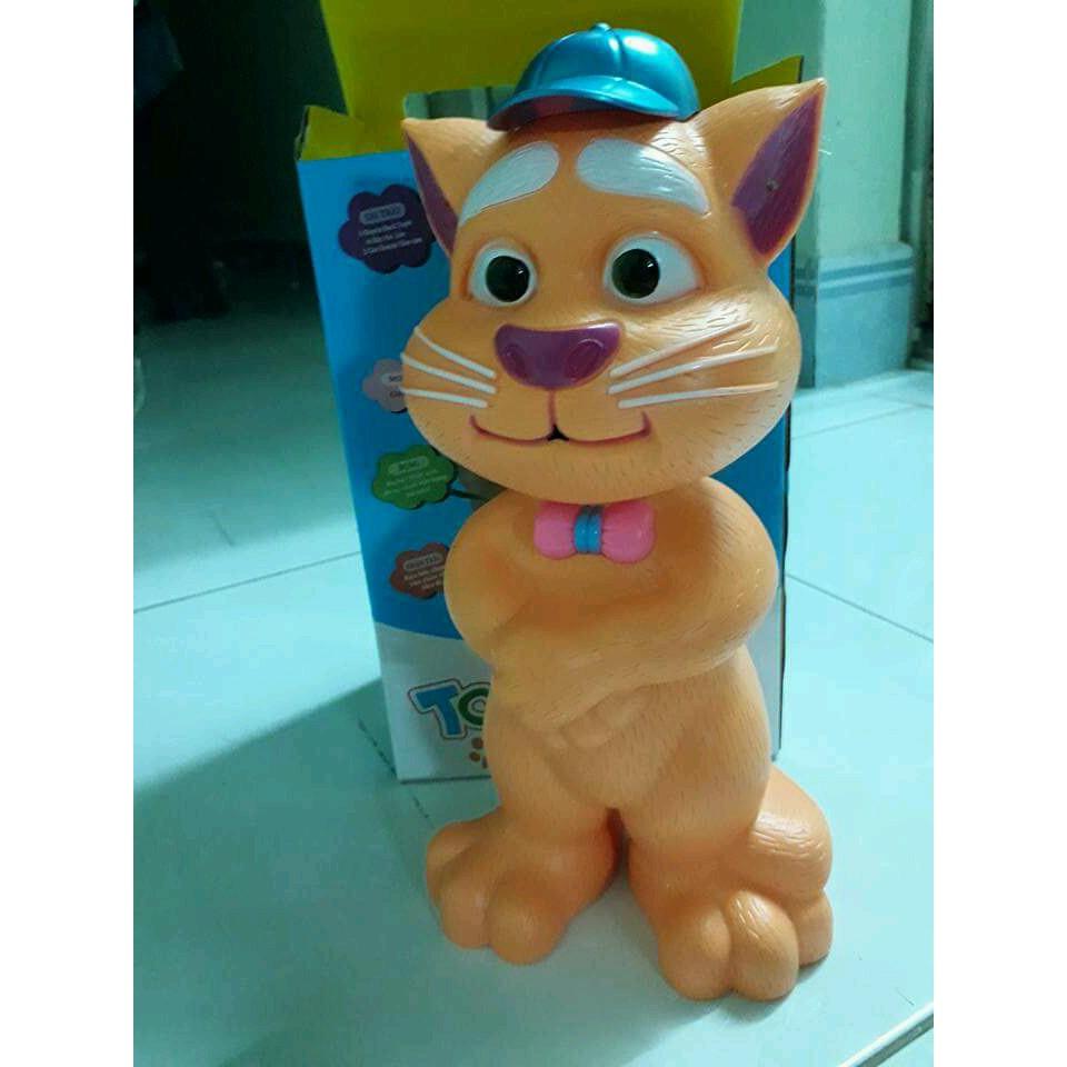 Mèo Tôm Thông Minh Biết Hát, Kể Chuyện,ghi âm