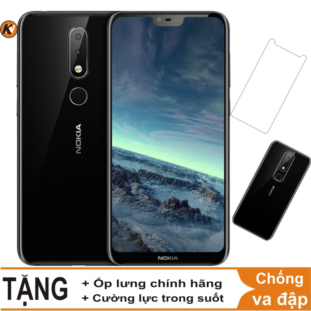 Combo Điện thoại Nokia X6 tai thỏ 2018 64GB Ram 4GB + Ốp lưng + Cường lực - 3519667 , 1321559224 , 322_1321559224 , 6000000 , Combo-Dien-thoai-Nokia-X6-tai-tho-2018-64GB-Ram-4GB-Op-lung-Cuong-luc-322_1321559224 , shopee.vn , Combo Điện thoại Nokia X6 tai thỏ 2018 64GB Ram 4GB + Ốp lưng + Cường lực
