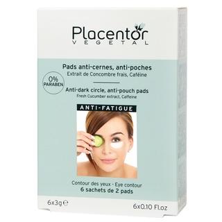 Mặt nạ giảm thâm mắt Placentor Vegetal Anti-dark Circles, Anti-pouch Pads thumbnail