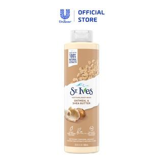 [Mã COSMDUI giảm 8% tối đa 20K đơn 150K] Sữa tắm dưỡng da St.Ives 650ml & 709ml