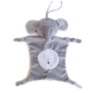 HAP Baby Comforting Animals Elephant Plush Toy Animal Doll Multifunctional Sleep Children Mouth Towel