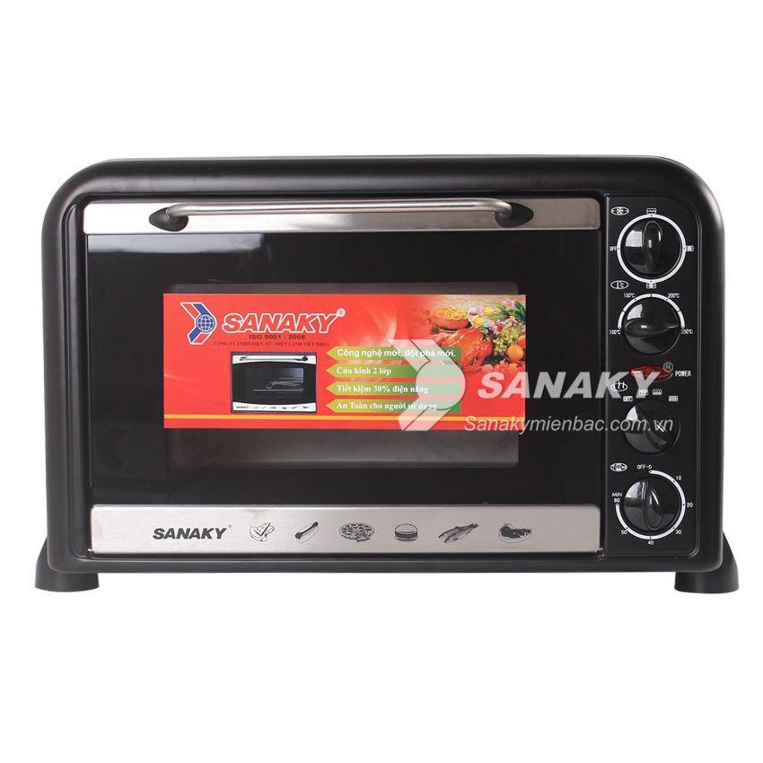 Lò nướng Sanaky VH 369N - 36 lít Lò nướng để bàn