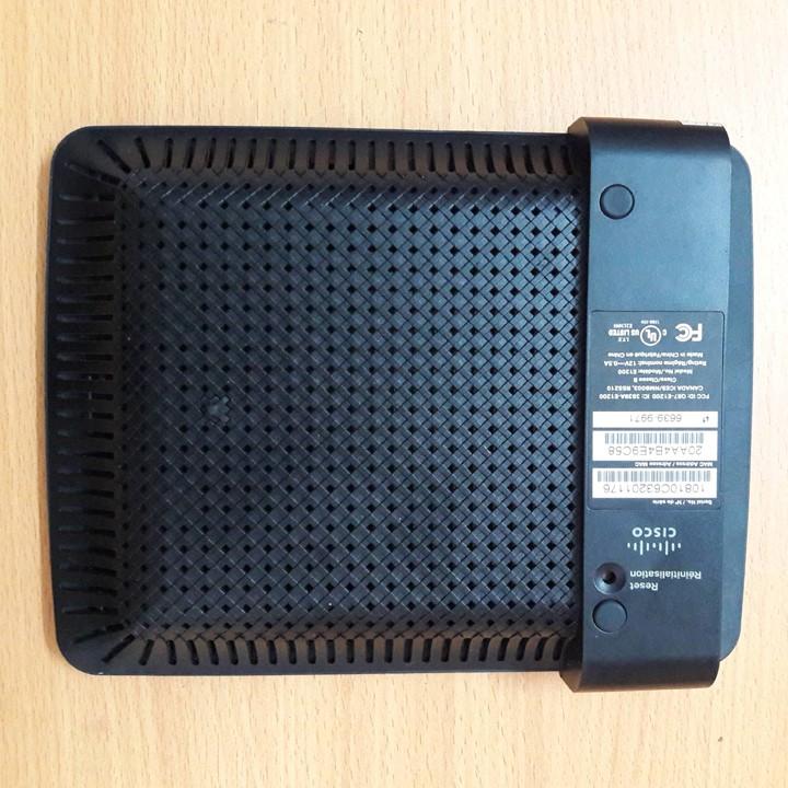 Bộ phát WiFi Linksys E1200 tốc độ 300Mbps chuẩn N - Router WiFi Linksys E1200 cũ hàng chính hãng
